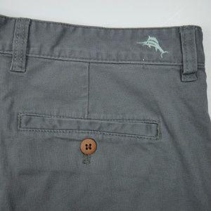 Tommy Bahama Shorts - Tommy Bahama Flat Front Stretch Chino Shorts